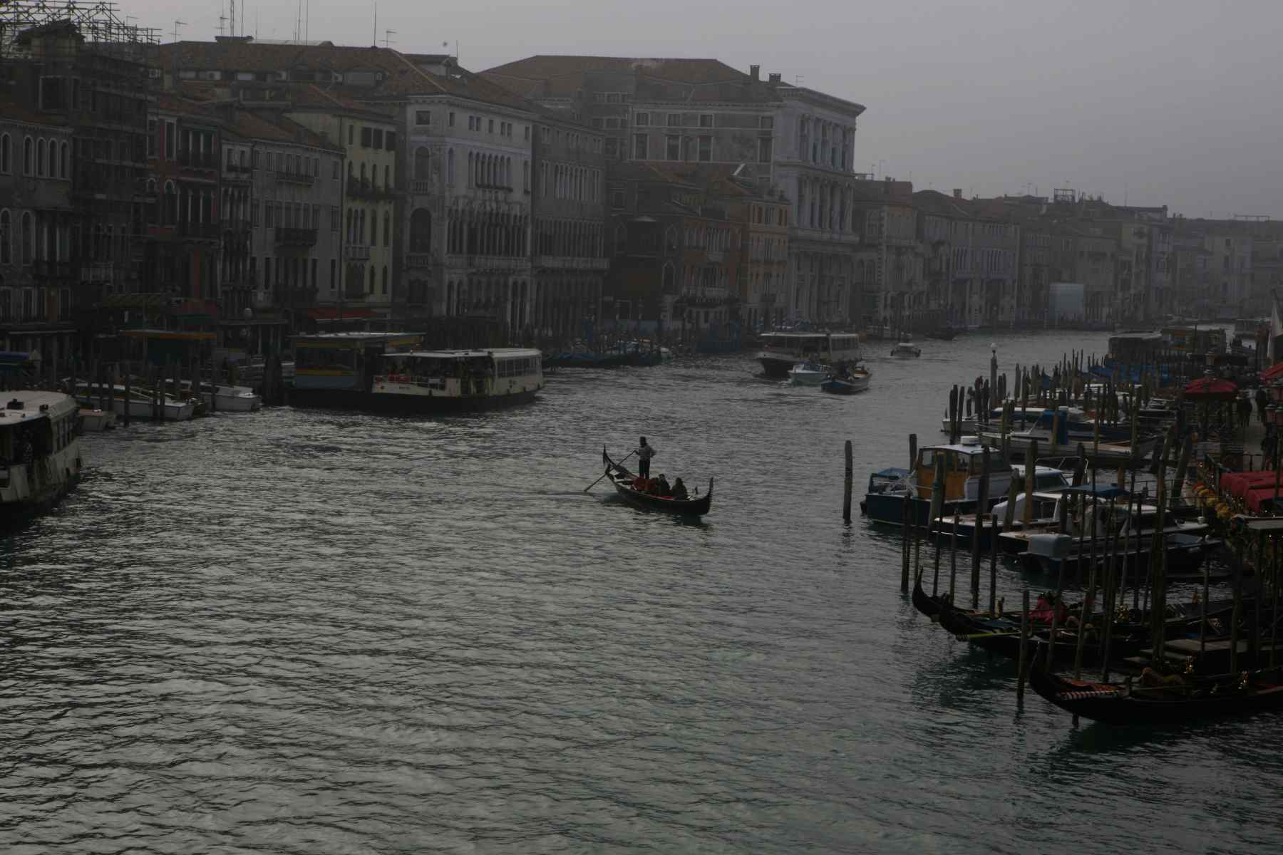 Photo Essay: Venice in Winter